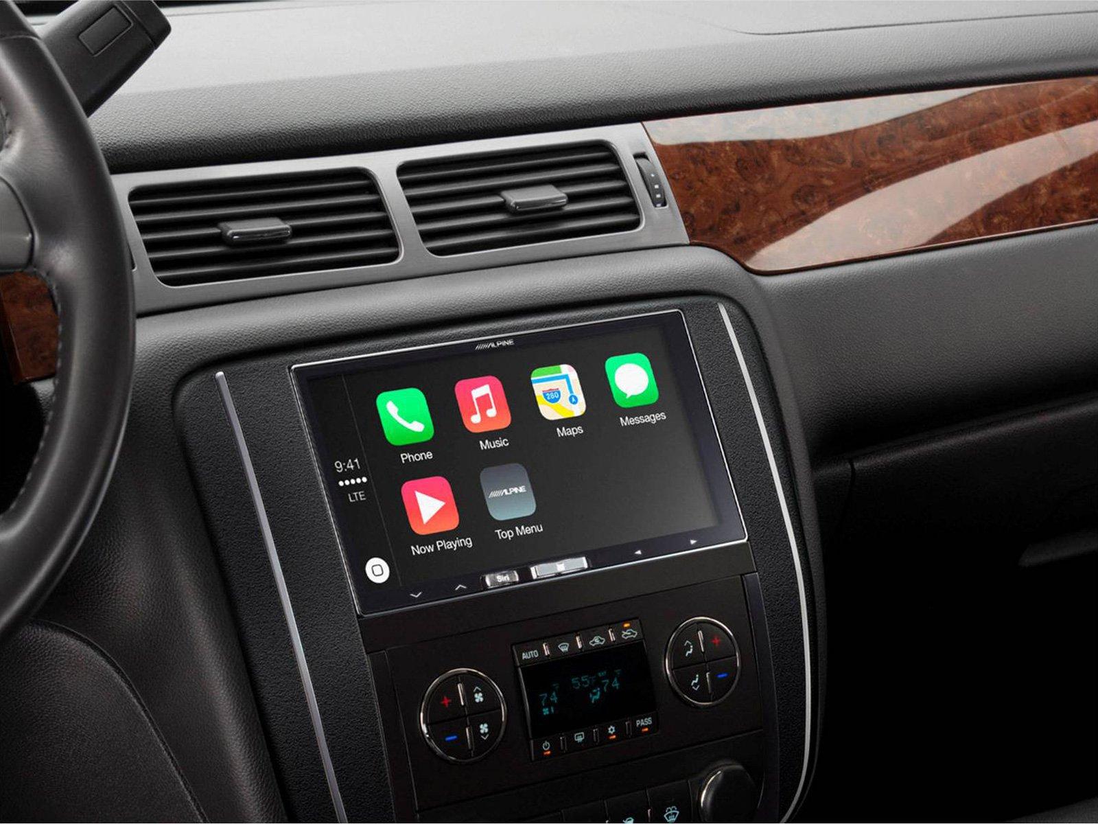 Alpine Ilx 700 7 Inch Apple Carplay Headunit Exec Spec Car Audio
