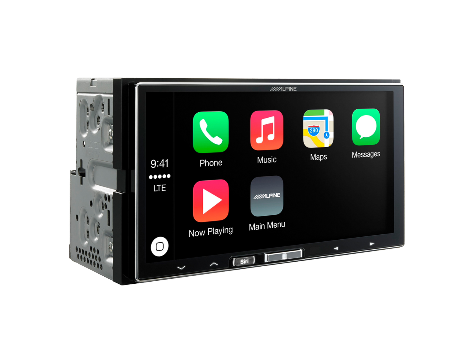 Alpine iLX-700 Apple CarPlay Headunit best car audio nottingham derby