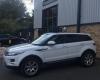 Range Rover Evoque Window Tinting Nottingham