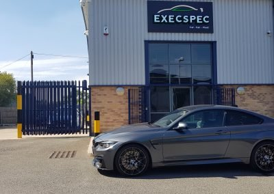 BMW M4 In for a sincere security upgrade