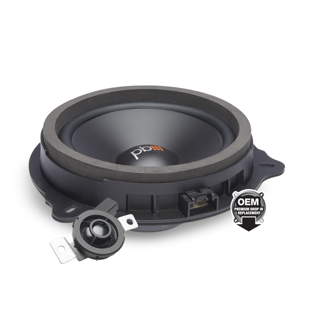 Powerbass OE65C-FD - Ford Replacement Component Speaker