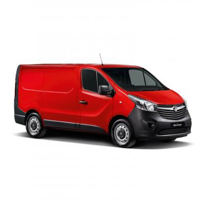 Vauxhall Vivaro 2014>