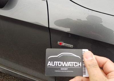 Audi Autowatch Ghost S-Line