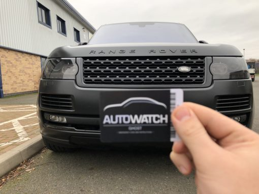 Range Rover Autowatch Ghost
