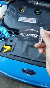 Ford focus rs edition Autowatch ghost immobiliser car tracker best nottingham derby