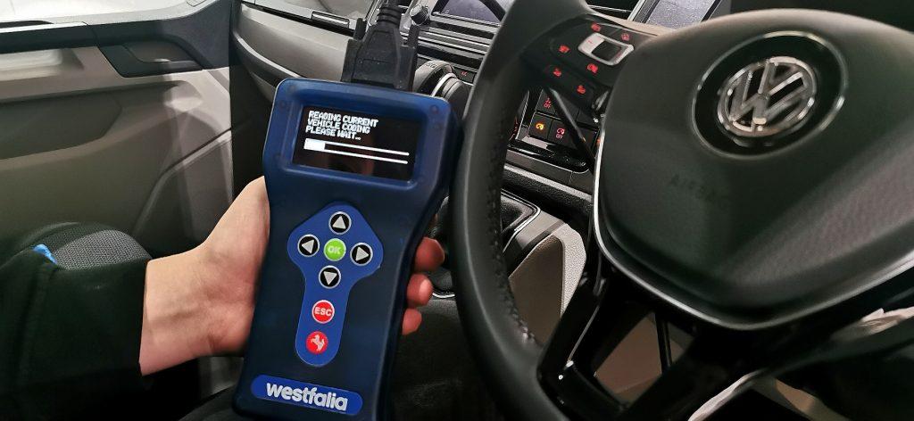Vehicle Towbar coding nottingham derby